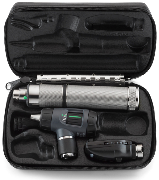 Welch Allyn<sup>®</sup> Diagnostic Set 97150-M with Hard Carry Case, 3.5V
