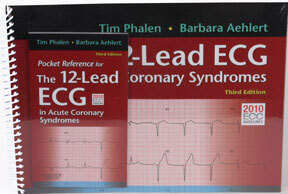 The 12-Lead ECG in Acute Coronay Syndromes, Text and Pocket Reference Package