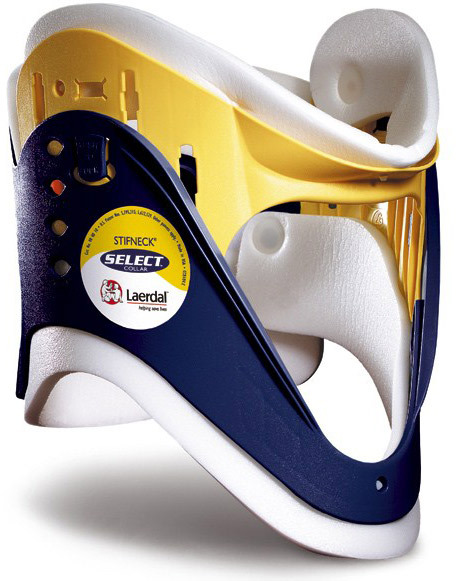 Laerdal Stifneck<sup>®</sup> Select<sup>™</sup> Adjustable C-Collar, Adult
