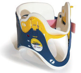 Laerdal Stifneck<sup>®</sup> Select<sup>™</sup> Adjustable C-Collar, Pediatric