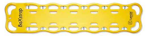 Laerdal BaXstrap<sup>&reg;</sup> Spineboard, Yellow