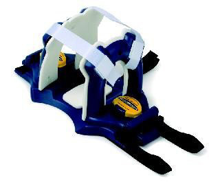 Laerdal SpeedBlocks<sup>&reg;</sup> Head Immobilizer Starter Pack, 1 Set Blocks, 1 Base Pad, 1 Universal Base