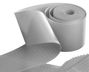 Wide Thermal Defibrillator Printer Paper for Philips MRx, 80/cs