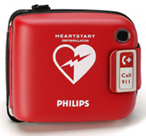 Philips Semi-rigid Carry Case for HeartStart FRx AED