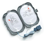 Philips HeartStart FRx Smart Pads II, Training Pads with Cartridge