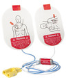 Philips HeartStart FRX AED Trainer, Replacement Training Pads Only