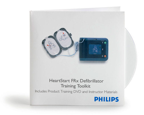 Philips Training Toolkit for HeartStart FRx AED