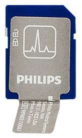 Philips Data Card for HeartStart FR3 AED