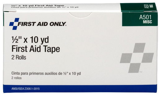 First Aid Only<sup>®</sup> First Aid Tape Rolls