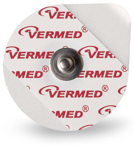 Vermed<sup>&reg;</sup> Diaphoretic Foam 4-lead EMS Electrodes, 4/strip
