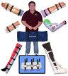 iTec Adjust-A-Splint, Complete Kit