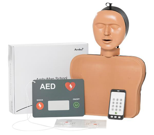 Ambu<sup>&reg;</sup> Man School Training Manikin