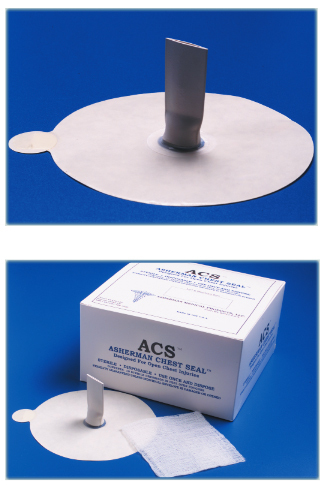 Teleflex Asherman Chest Seal (ACS)