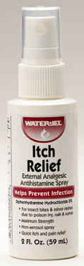 Water-Jel<sup>®</sup> Itch Relief Spray, 2oz Bottle