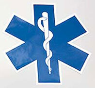 Johnson Ambulance Decals