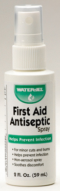 Water-Jel<sup>&reg;</sup> First Aid Antiseptic Spray, 2oz Spray Bottle