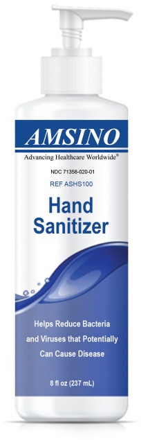 Amsino Hand Sanitizer
