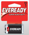 Eveready<sup>®</sup> Super Heavy Duty Batteries, 9V