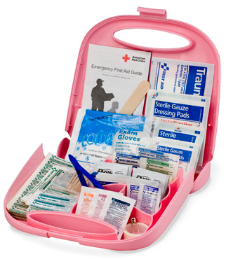First Aid Only<sup>&reg;</sup> First Aid for Life Kit, 131-piece