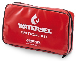 Water-Jel<sup>&reg;</sup> Critical Burn Kit