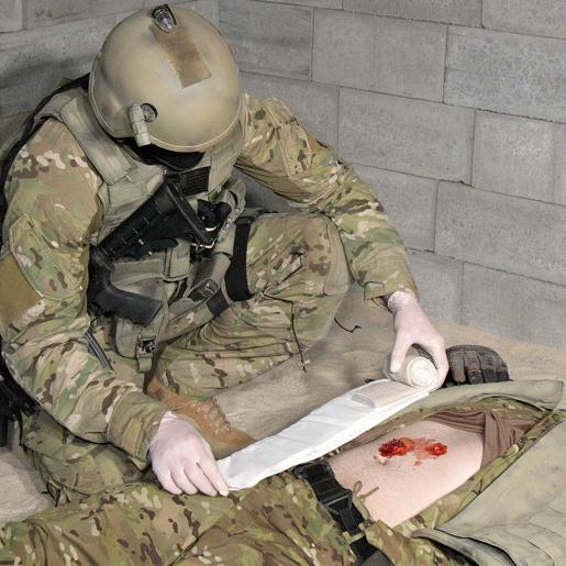 TacMed BLAST<sup>®</sup> Bandage