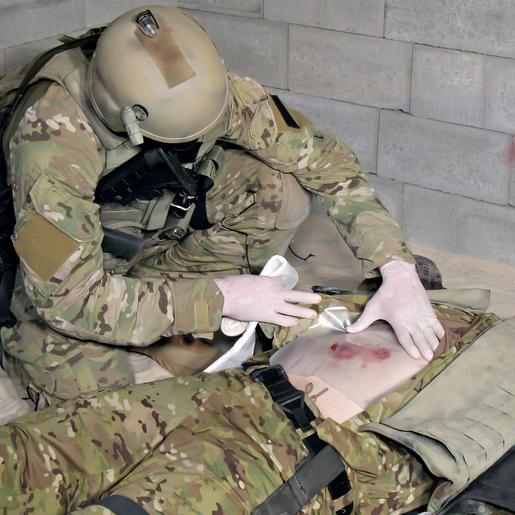 TacMed BLAST<sup>&reg;</sup> Bandage