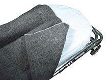 "Curaplex<sup>®</sup> Heavyweight Wool Blend Blanket, 60"" x 80"""