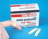 "Care Band Flexible Bandage Adhesive Strips, Mini, 3/8"""