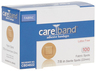 "CareBand Flexible Bandage Adhesive Strips, Fabric, 7/8"" Spots"