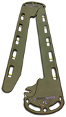 Hartwell CombiCarrierII<sup>®</sup> Backboard, Olive Drab