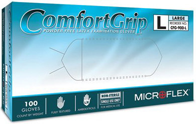 Microflex<sup>®</sup> ComfortGrip<sup>™</sup> Gloves