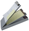 "Saunders Cruiser-Mate Antimicrobial Clipboard, 8 1/2"" x 14"""