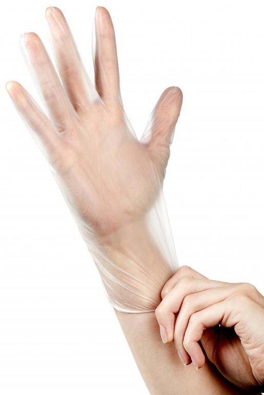 Curaplex<sup>®</sup> Vinyl Gloves