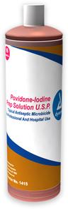 Dynarex<sup>®</sup> Povidone Iodine Prep Solution, USP, 16oz
