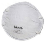 DUKAL<sup>®</sup> N95 Cone Surgical Mask, White