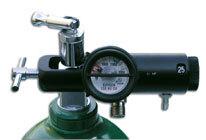 Inovo Oxygen Regulator, 1 Barb