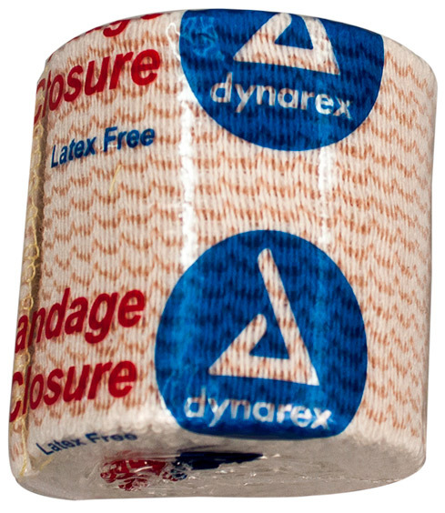 Dynarex<sup>&reg;</sup> Elastic Bandage with Self-Closure, 2&rdquo; x 5yd