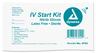 Dynarex<sup>®</sup> IV Start Kit, Latex-free, Sterile, with Nitrile Gloves