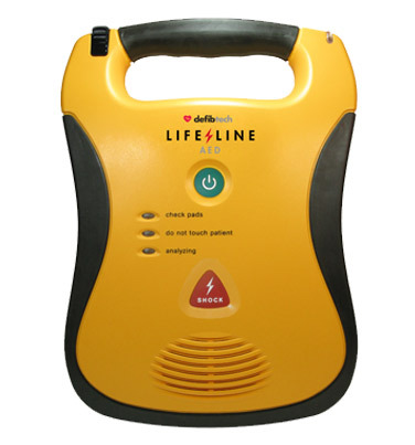 Defibtech Lifeline AED, Recertified, Semi-Automatic