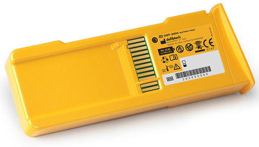 Defibtech Replacement 7-Year Battery Pack for Lifeline/Lifeline Auto Compatible