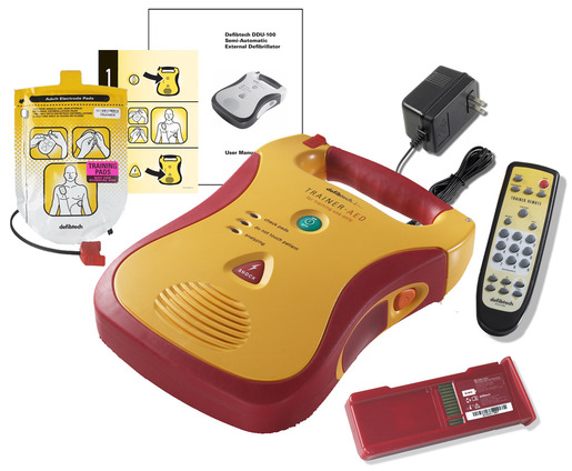 Defibtech AED Trainer Package