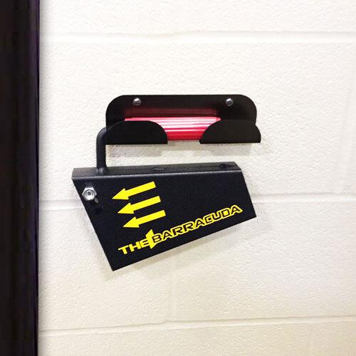 Bilco Barracuda<sup>™</sup> Model DCS, Intruder Defense System for Scissor Action Door Closers
