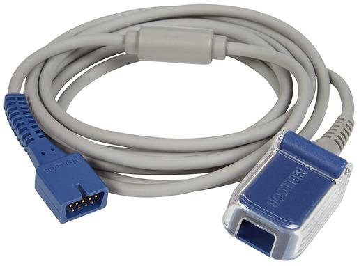 Covidien Sensor Extension Cables, Nellcor Compatible, 4'