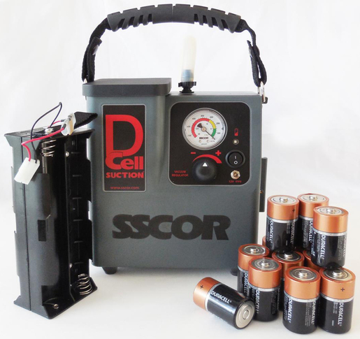 SSCOR DCell Suction Unit