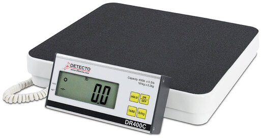 Detecto DR400C Digital Visiting Nursing Scale