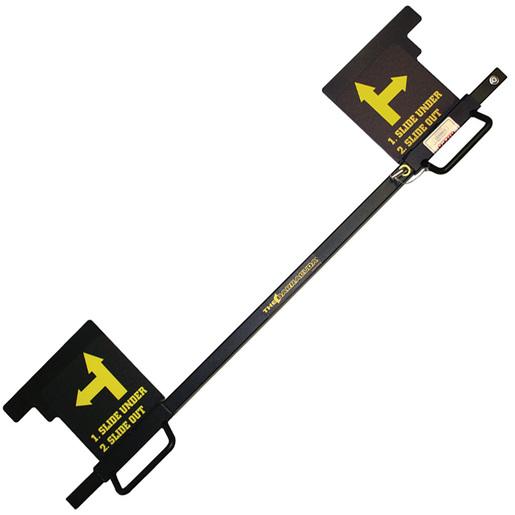Bilco Barracuda<sup>™</sup> Model DSI for Inward Swinging Door, 5 3/4&rdquo; Door Jam