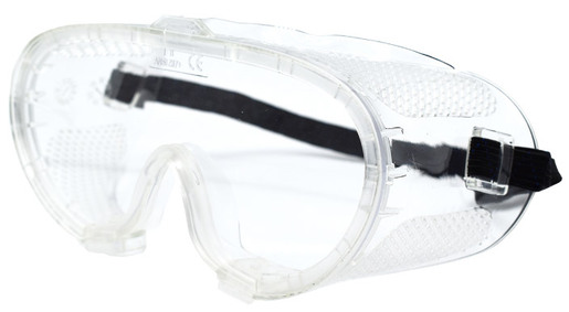 ProCare<sup>™</sup> Niagra<sup>™</sup> Perforated Ventilation Anti-fog Goggles