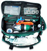 Curaplex<sup>&reg;</sup> O2 To Go Pro Trauma Kit with Oxygen Module, Contents Only