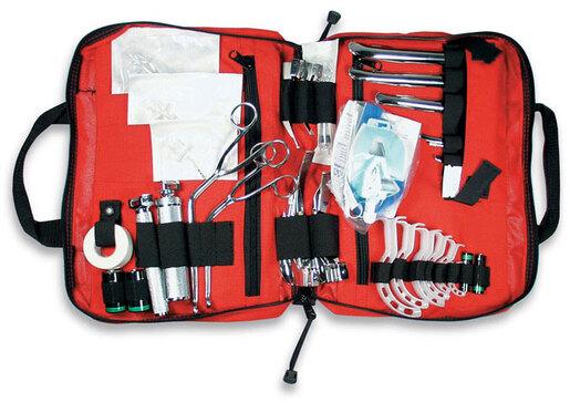 Curaplex<sup>&reg;</sup> L.A. Rescue ALS Airway Kit, Royal Blue