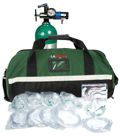 Curaplex<sup>&reg;</sup> Emergency Oxygen Kit